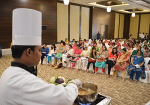 Second Cookery Workshop
