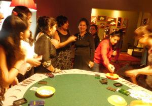 Casino Theme Kitty Party